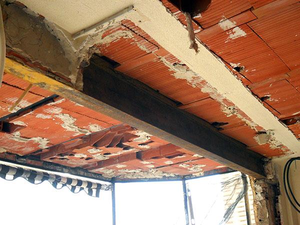 Ideas de dise o limpiar muro de hormigon decoraci n de - Precio vigas hormigon ...