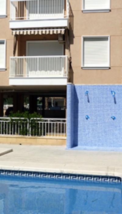 Reforma de piscina en arenales del sol reformas for Repsol butano santa pola