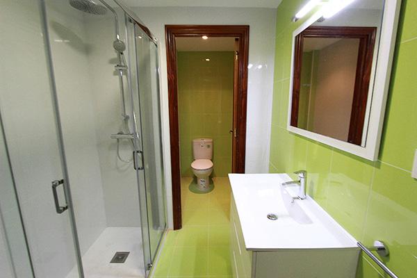 Reforma Baño Quitar Bide:Reforma de baño en Santa Pola