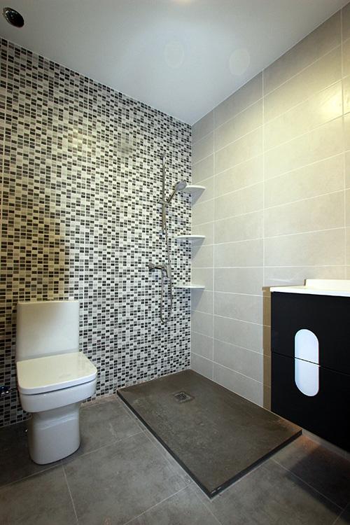 Reforma Tu Baño Con Roca:Reforma integral en bungalow, en Santa Pola