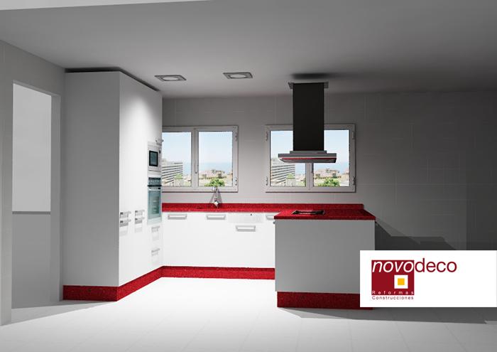 cocina-rojo-3d