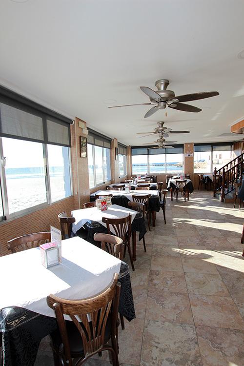Reforma en bar restaurante los curros santa pola for Repsol butano santa pola
