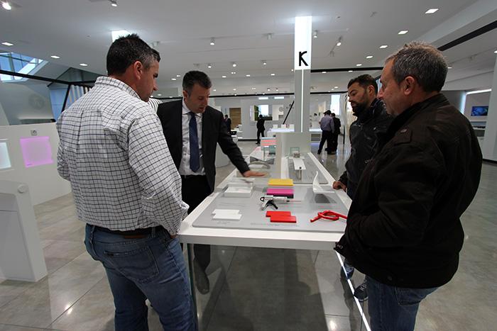 Krion de porcelanosa reformas novodeco reformas en for Oficina repsol butano