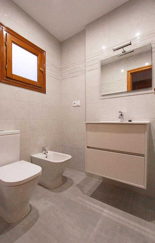Reforma Baño Alicante:Reforma de baño en Santa Pola (Alicante)